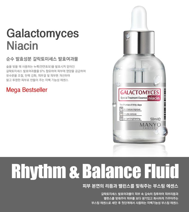 Galactomyces Niacin