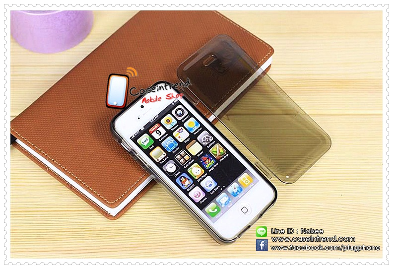 เคส iPhone5s / iPhone5 - Protective Touch Screen