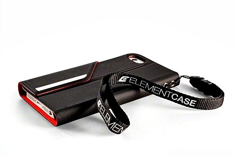 เคส iPhone5/5s Soft-Tec Wallet ELEMENT Case