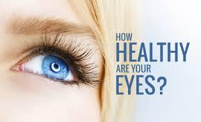 สุขภาพดวงตา