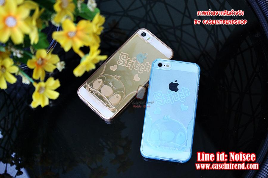 เคส iPhone 5/5s - TPU Stitch