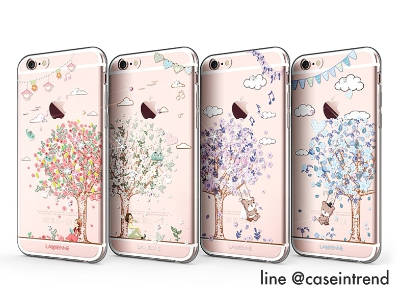 เคส iPhone 6 plus/6s plus LaMienne-garden