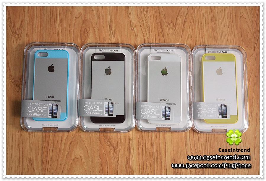 เคส iPhone 5 Protective Case Color