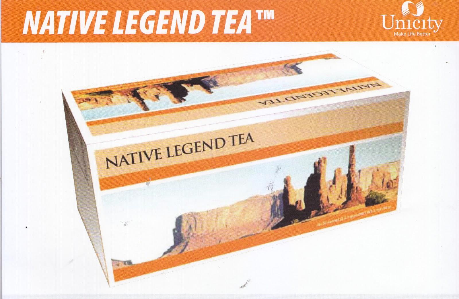 LGND Tea ชา แอลจีเอ็นดี