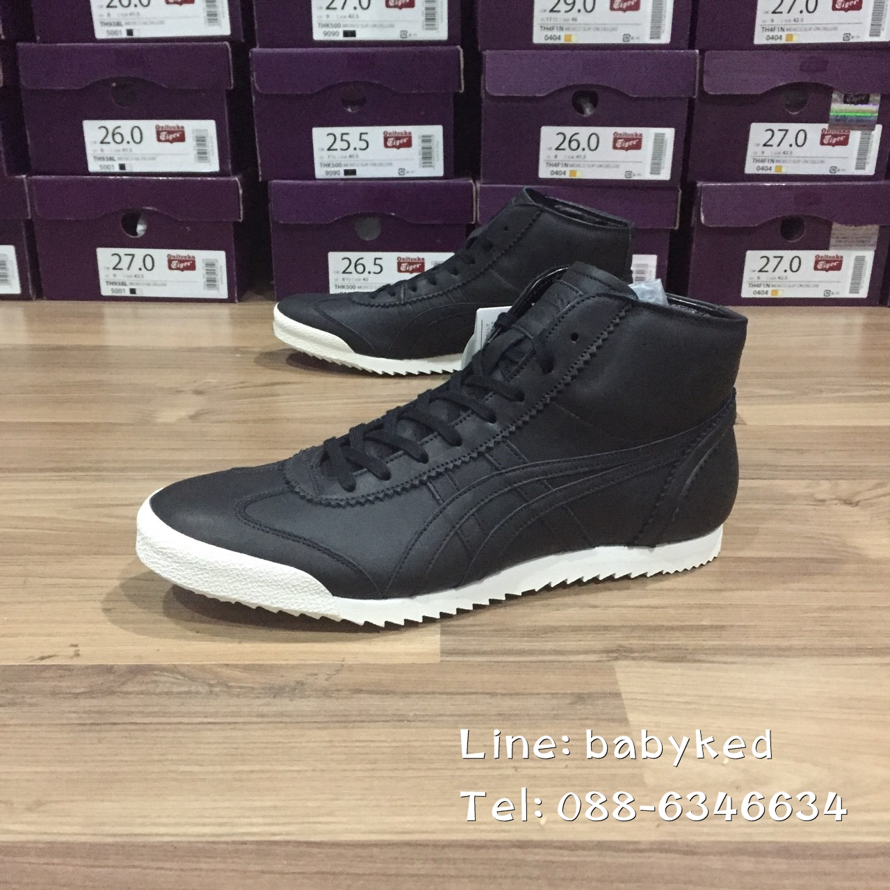 official photos 73c1a aabeb Buy onitsuka tiger mid runner cheap