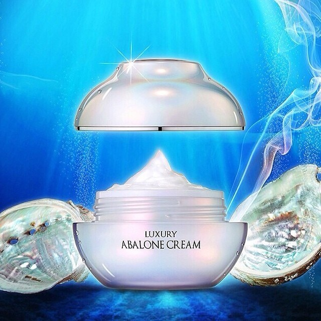 luxury abalone cream