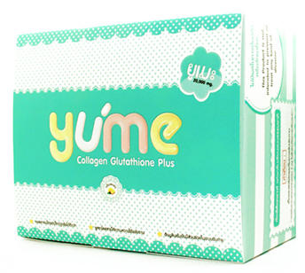 Yume Collagen Glutathione Plus