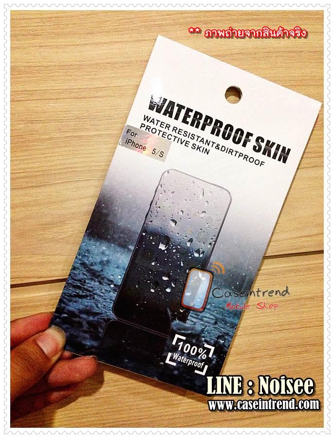 ฟิล์มกันน้ำ iPhone 6