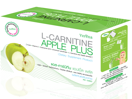 L-Carnitine Apple Plus