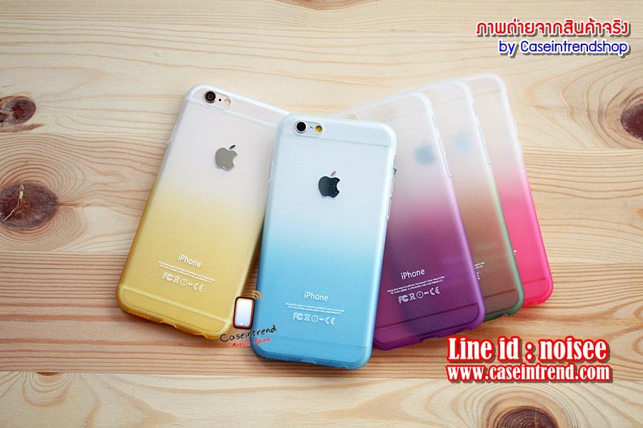 เคส iPhone 6 Plus - Rainbow Series