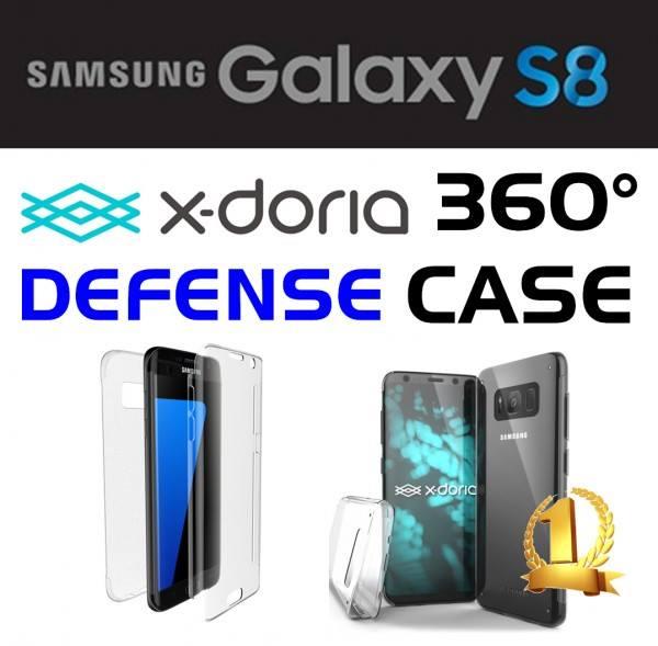X-Doria Defense 360° Samsung Galaxy S8 Plus