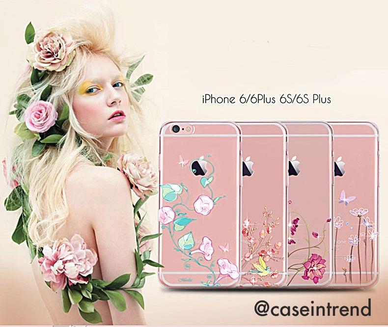 เคส iPhone 6/6s Mooke Flower