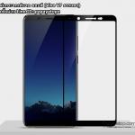 ฟิล์มกระจกนิรภัย 9H 2.5D เต็มจอ (Vivo V7 ธรรมดา)