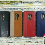 Leather Bumper TPU (Galaxy S9 Plus / Galaxy S9+)