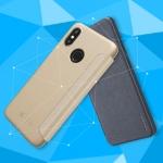 Nillkin Sparkle Leather (Xiaomi Mi8)