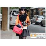กระเป๋ากล้องแฟชั่นสไตลืเกาหลี SLR DSLR สีแดง