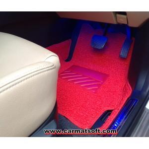 พรมไวนิล NEW MAZDA3 Full option เต็มคัน สีแดง