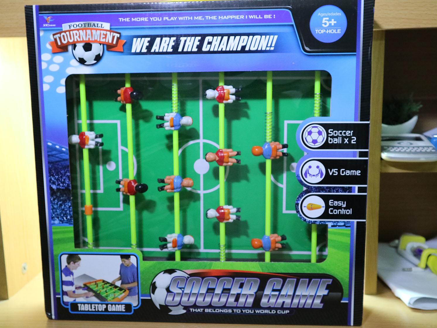 เกมฟุตบอล (Soccer Game)