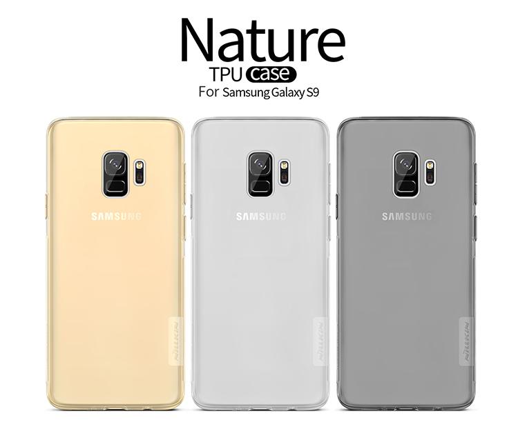 เคสใส Nillkin Nature TPU (Samsung Galaxy S9)