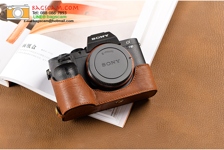เคสกล้อง Sony A7 II