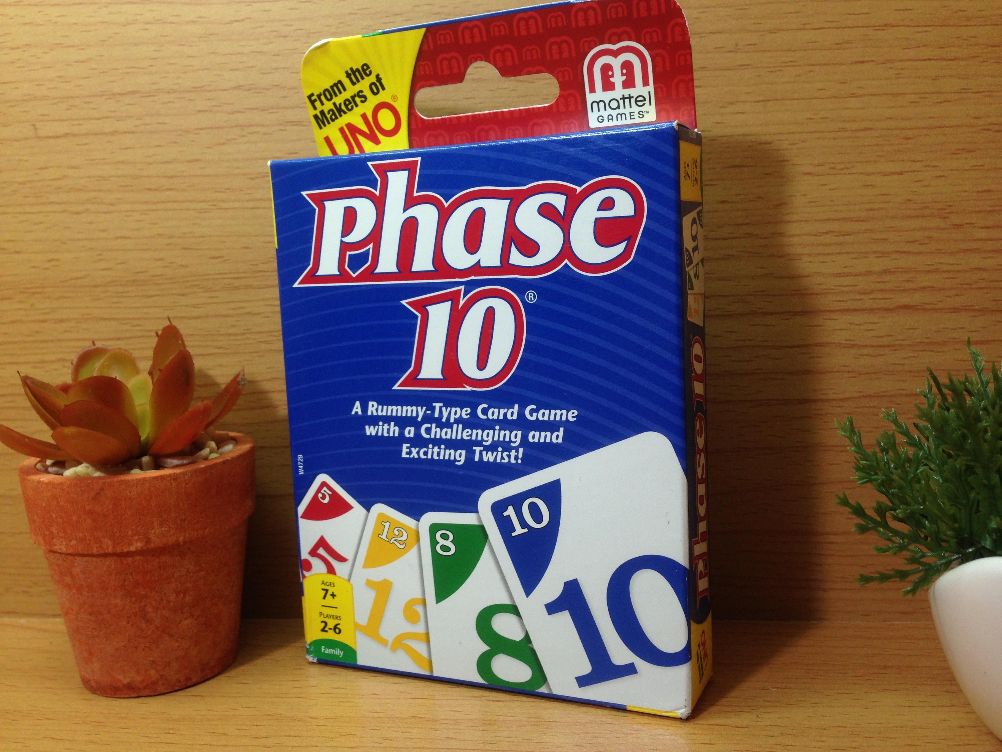 เกมการ์ดPhase10