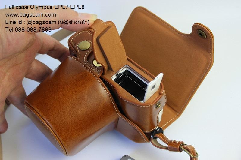 เคสกล้อง olympus EPL8 epl7