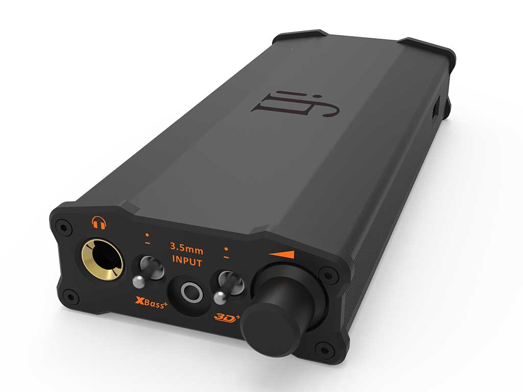 iFi Audio Micro iDSD BL (Black Label)
