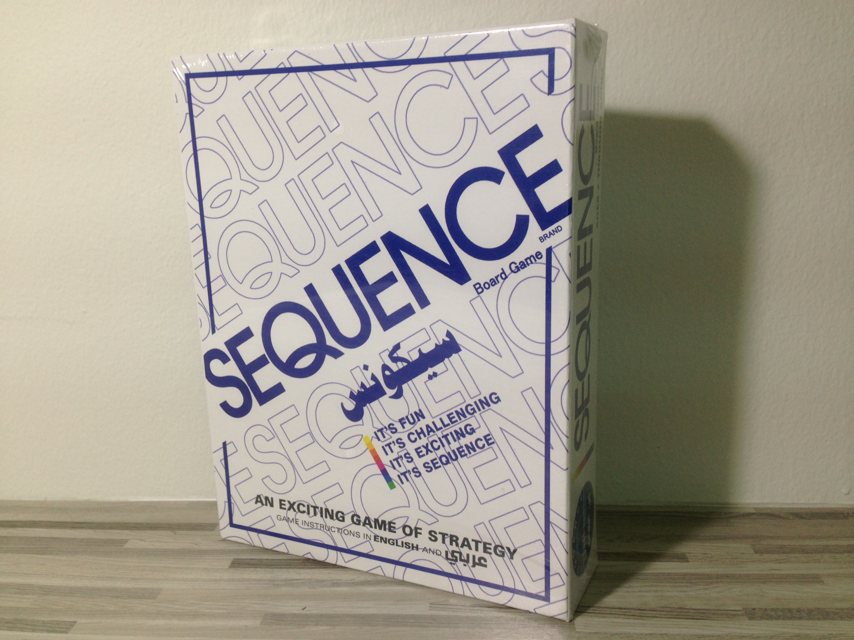 การ์ดเกมเรียง5 (Sequence)