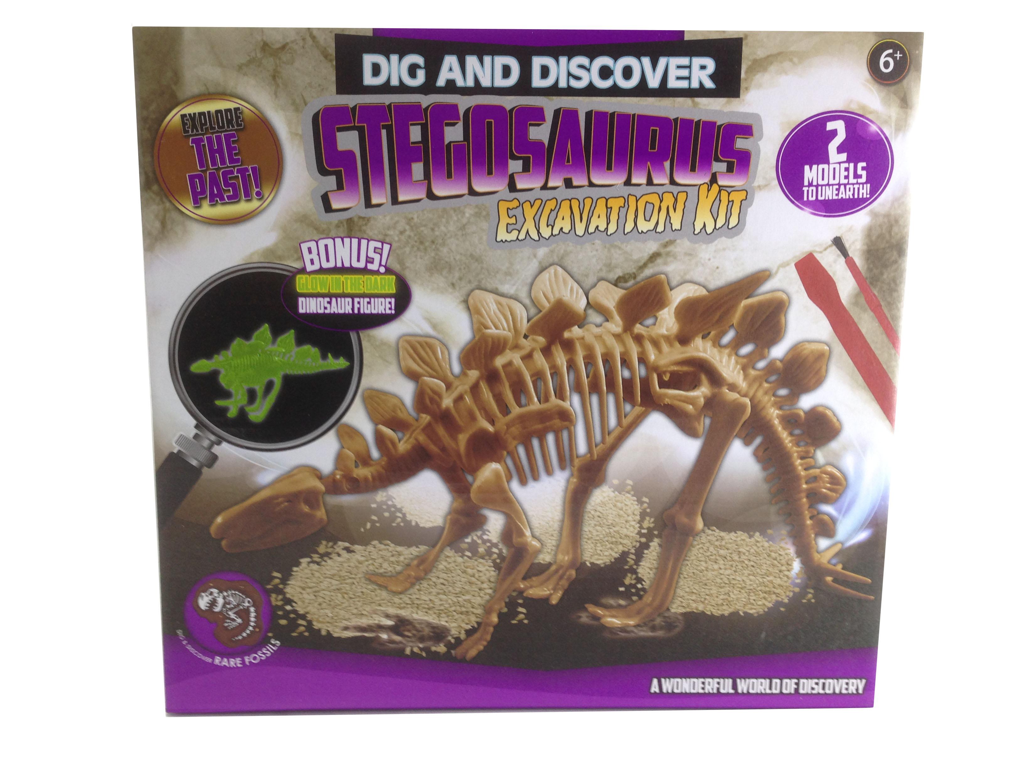 ชุดขุดฟอสซิลไดโนเสาร์ Dig and discover