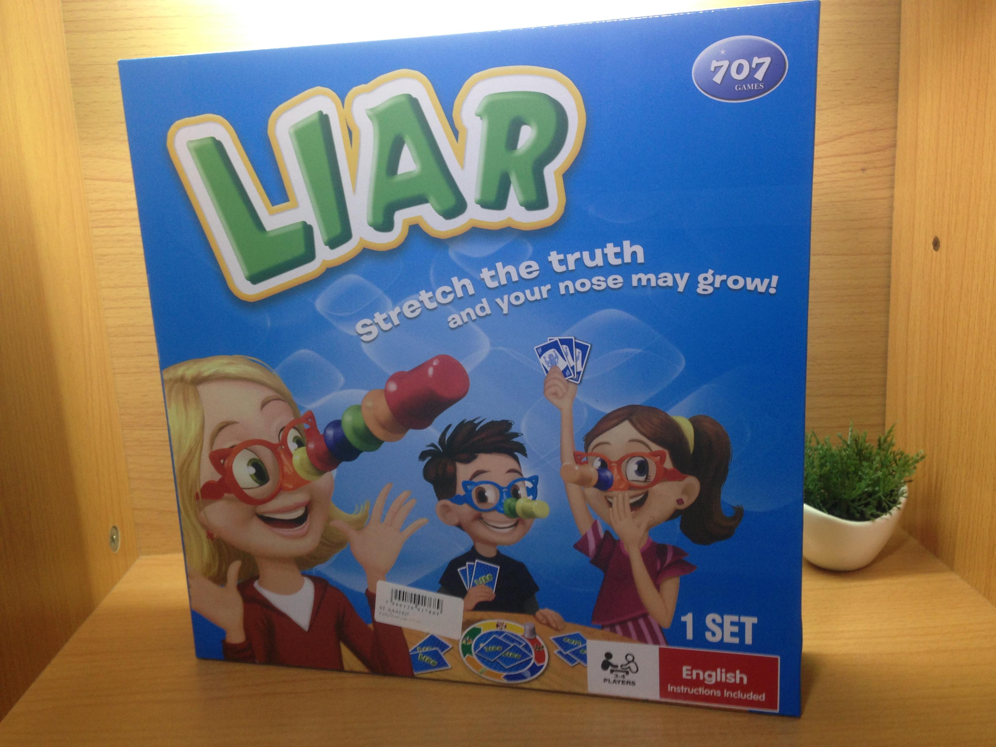 เกมจับโกหก(Liar)