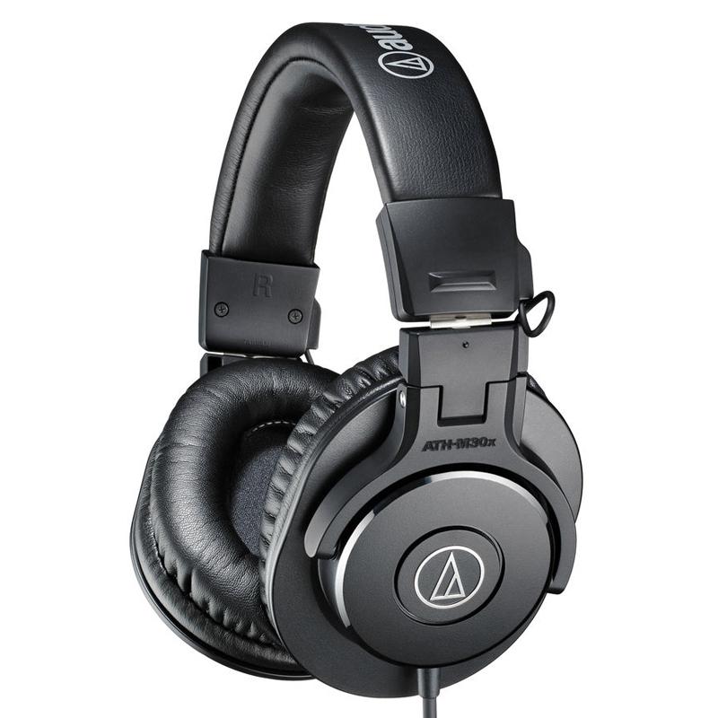 หูฟัง Audio Technica ATH M30X