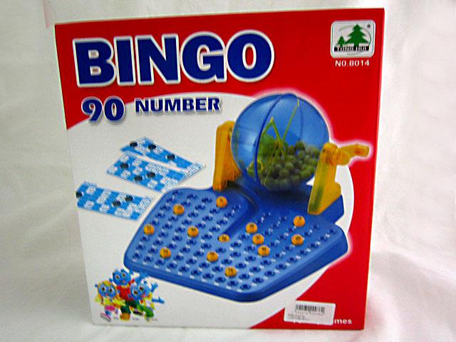 บิงโกล็อตโต้กล่องแดง(Bingo90 Number)