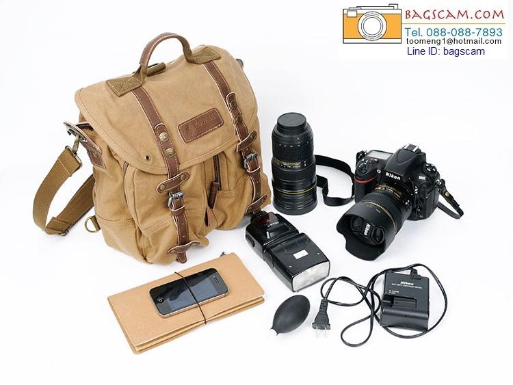 กระเป๋ากล้องCOURSER F1006