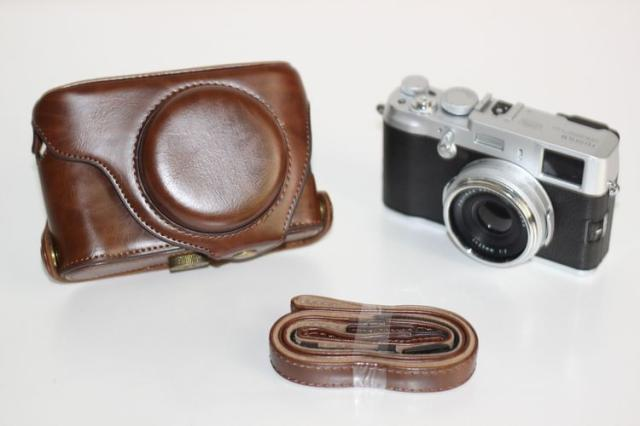 เคสกล้อง FUJI X100T X100S