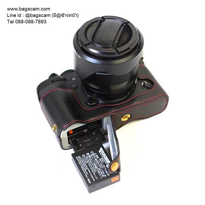 เคสกล้อง FUJIFILM XT2 หนังpu
