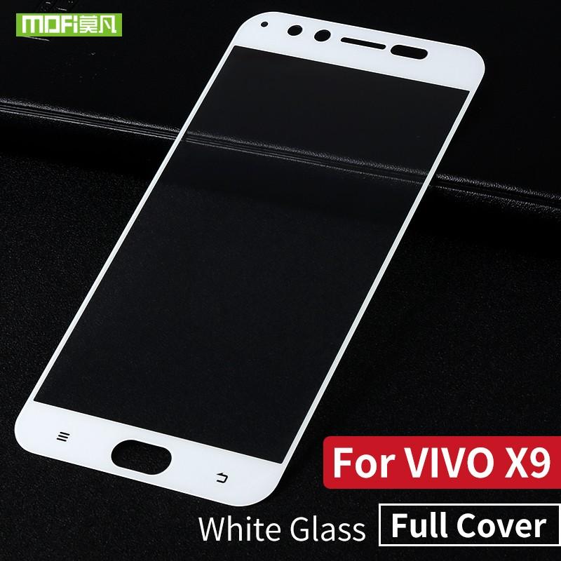 ฟิล์มกระจกนิรภัยเต็มจอ 9H 2.5D (Vivo V5 Plus)
