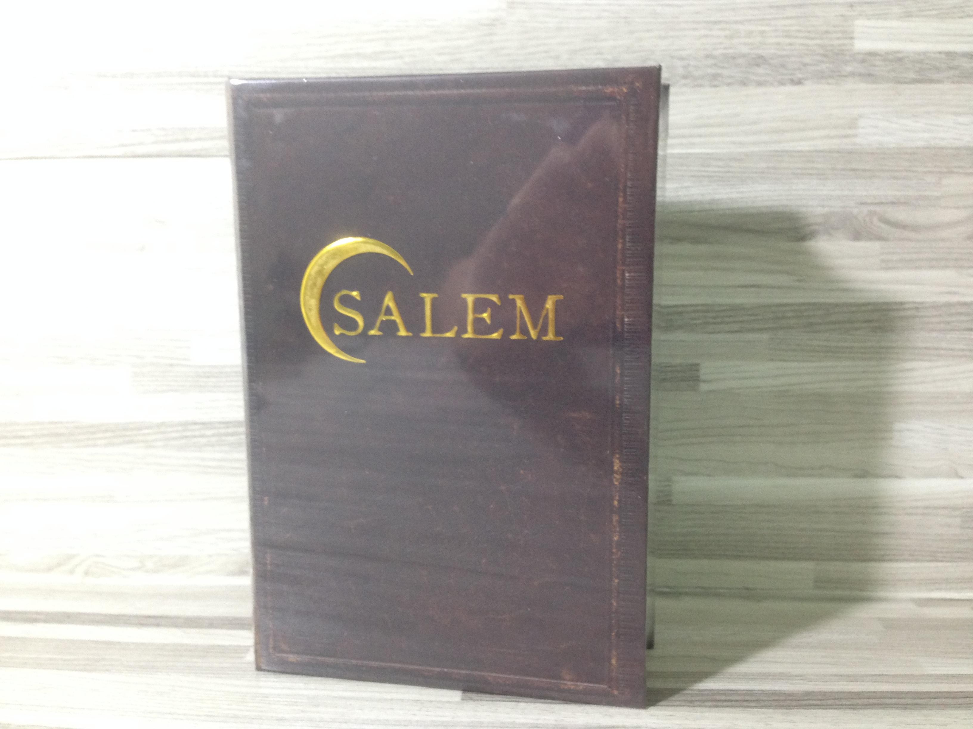Salem - Board Game