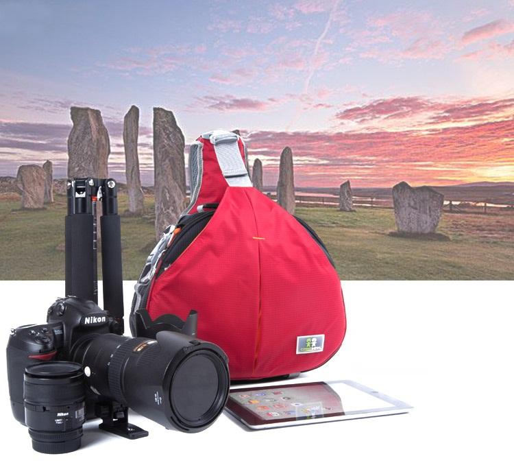 กระเป๋ากล้องสะพายหลังB0657