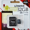 Kingston MicroSD 32GB (Class10) 80MB/10MB (Synnex/ABT)