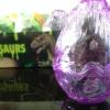 ไข่เไดโนเสาร์พลาสติกขนาดใหญ่