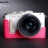 เคสกล้อง Olympus EPL8 หนังแท้