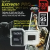 MicroSD Sandisk ExtremePro 128GB 95MB/s(633X)(SIS/Synnex)