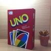 UNO อูโน่เกมต่อสีและอักษร(ไซส์จัมโบ้)