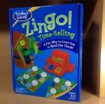 เกมบิงโกฝึกการนับเวลา Zingo