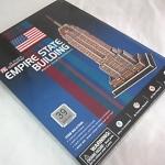 จิ๊กซอ 3 มิติ ตึกเอ็มไพร์สเตท (Empire State Building)(No.C704h)