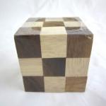 เกมลูกบาศก์งู( snake cube) ขนาดกลาง
