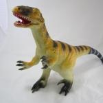 ตุ๊กตายางไดโนเสาร์แร็ปเตอร์