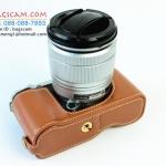 เคสกล้อง Fujifilm XA2 XA1 XM1 หนังแท้