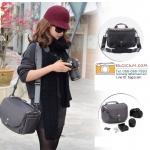 กระเป๋ากล้องแฟชั่นสไตลืเกาหลี SLR DSLR