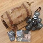 รีวิวกระเป๋ากล้อง BPK VS COURSER